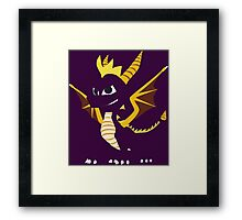 Spyro the Dragon Framed Print