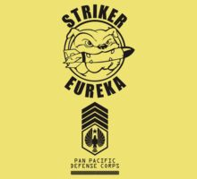Striker Eureka (Black) Kids Clothes