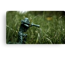 Toy Soldier Canvas Print
