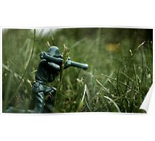 Toy Soldier Poster
