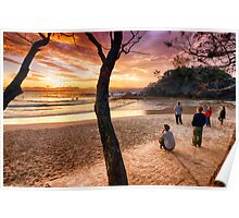 Everyone loves a sunset ... Poster