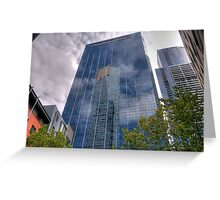Cityscape 1 Greeting Card