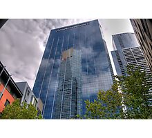 Cityscape 1 Photographic Print
