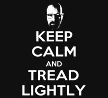 Keep Calm and Tread Lightly (Breaking Bad) by RWHTL