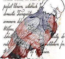Heavy Heart by Chrissy  Hoff Hudson
