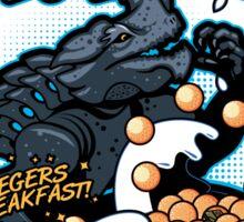 Kaiju Crunch Sticker