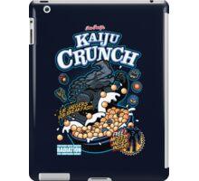Kaiju Crunch iPad Case/Skin