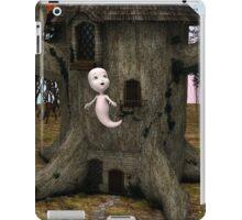 Little Ghost iPad Case/Skin