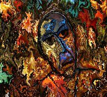 modern composition 26 by rafi talby by RAFI TALBY