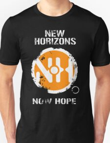 New Horizons T-Shirt - Inspired by Dead Space T-Shirt