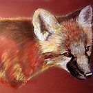 Red Fox by Susan Bergstrom