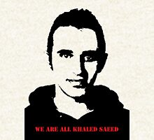 Khaled Saeed w/ Text  Hoodie