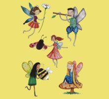 Fairies Kids Clothes
