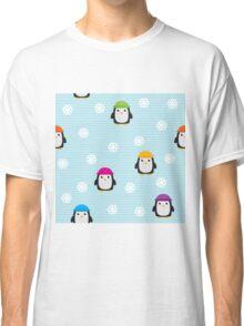 Cute Penguins  Classic T-Shirt