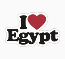 I Love Egypt by wittybanter