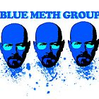 Blue Meth Group Walter White BrBa by justin13art