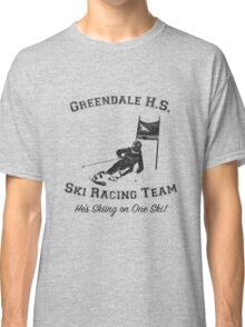 Greendale HS Ski Racing Team Classic T-Shirt