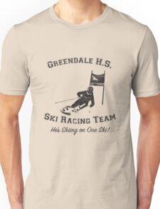 Greendale HS Ski Racing Team Unisex T-Shirt