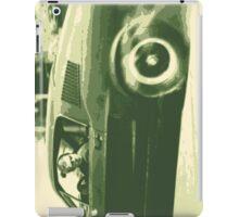 Steve McQueen from the film Bullitt iPad Case/Skin