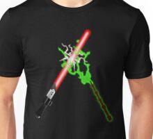 Darth Vader Vs Lord Voldermort. Unisex T-Shirt