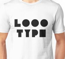Logotype Unisex T-Shirt