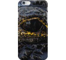 Eye of The Gator iPhone Case/Skin