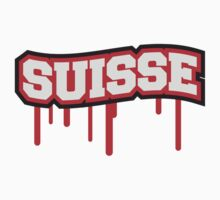 Suisse Graffiti by Style-O-Mat