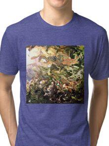 modern composition 28 by rafi talby Tri-blend T-Shirt