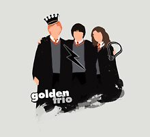 The Golden Trio | Art | Crown,Scar,Idea Tee Womens Fitted T-Shirt