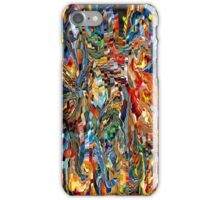 modern composition 29 by rafi talby iPhone Case/Skin