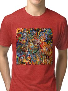 modern composition 29 by rafi talby Tri-blend T-Shirt