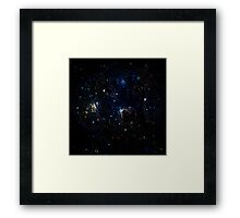 Lost in Space - 2 Framed Print
