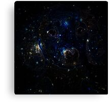 Lost in Space - 2 Canvas Print