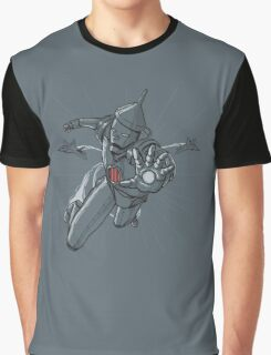 Iron Tin Man Graphic T-Shirt