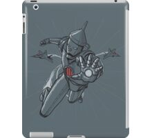 Iron Tin Man iPad Case/Skin