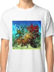 modern composition 30 by rafi talby Classic T-Shirt