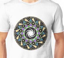 Galactic Federation Of Light Mandala T-Shirt Unisex T-Shirt