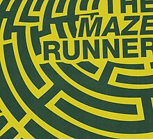 The Maze Runner Redesigned by lisadesigned