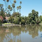 Los Angeles Arboretum. by philw
