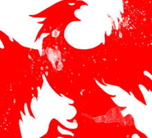 Firehawk Sticker