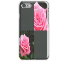Pink Roses in Anzures 4 Blank Q6F0 iPhone Case/Skin