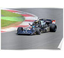 Williams FW05 No 21 Poster
