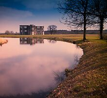 Lyveden New Bield Reflections by Ralph Goldsmith