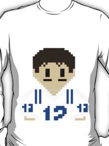 8Bit Andrew Luck NFL T-Shirt