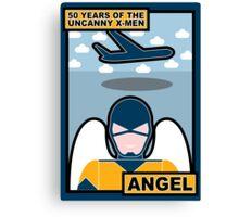 Uncanny X-Men 50th Anniversary - Angel Canvas Print