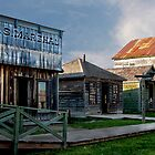 Pioneer Village by designingjudy