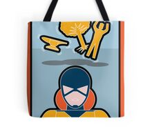 Uncanny X-Men 50th Anniversary - Jean Grey Tote Bag
