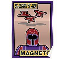 Uncanny X-Men 50th Anniversary - Magneto Poster