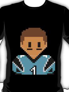 8Bit Cam NFL T-Shirt