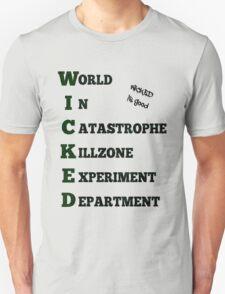 WICKED - The Maze Runner T-Shirt